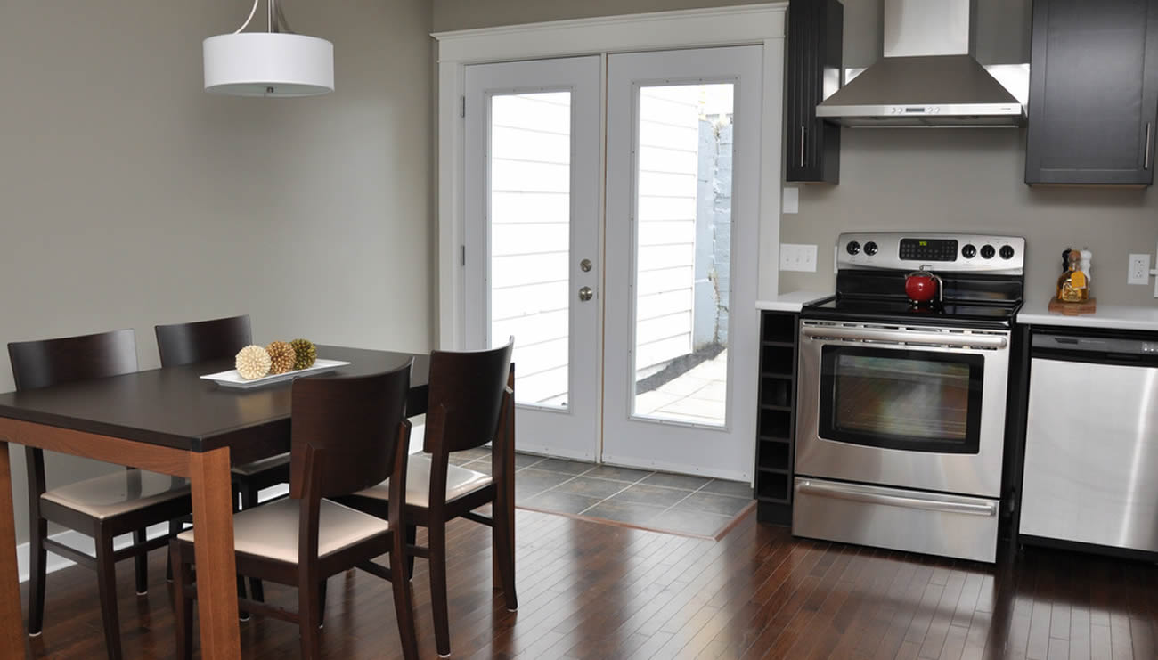 Bootstrap Carousel. One bedroom furnished houses to rent downtown St  John s NL